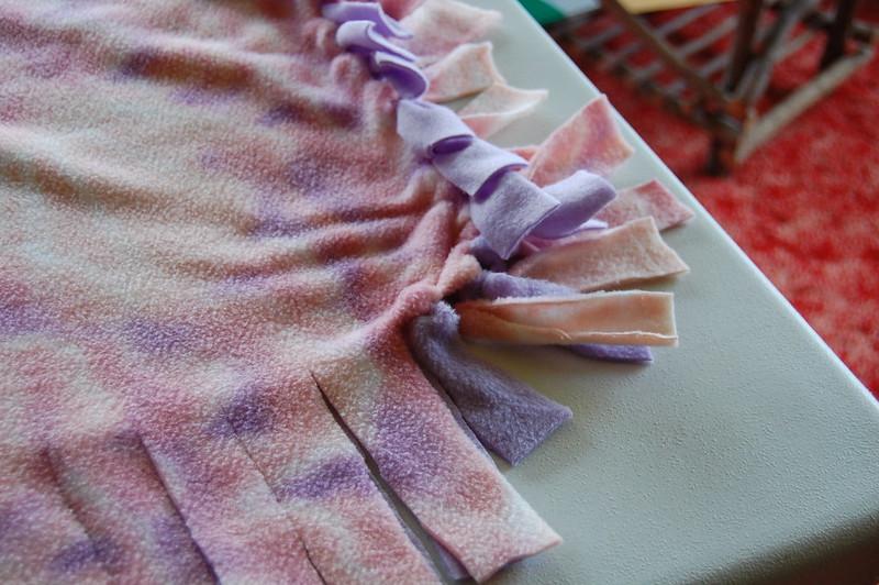 Come lavare una coperta in pile senza cuciture: facile guida in 6 passaggi